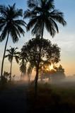 Sunrise in Gokarna, India