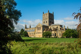 Tewkesbury Abbey Gloucestershire