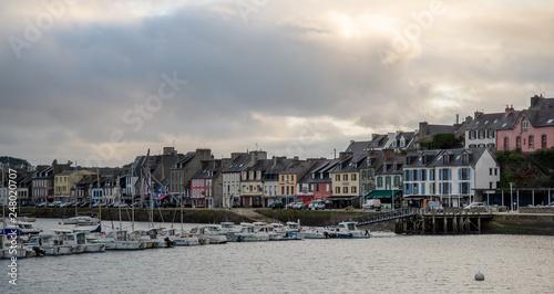 Port de Camaret sur Mer Finistère Bretagne France © jujud3100