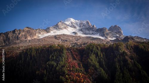 Le printemps sur les Alpes © Benoit