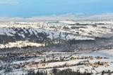 Piękna zima w górach, Tatry Polska