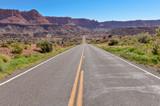 Capitol Reef Scenic Byway (Utah State Route 24) East near Torrey, Wayne County, Utah