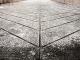 Pattern on the floor