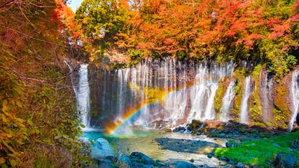 Fujinomiya - Shiraito Falls Arakura Sengen Shrine - Fujiyoshida © Edgard