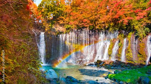 Fujinomiya - Shiraito Falls Arakura Sengen Shrine - Fujiyoshida