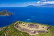 Leinwandbild Motiv Iles des Saintes. French Guadeloupe. Caribean island.