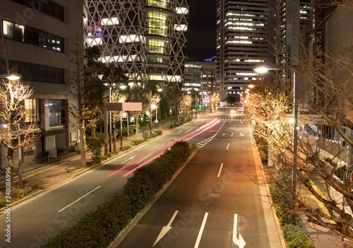 fototapeta na ścianę 東京の夜の風景