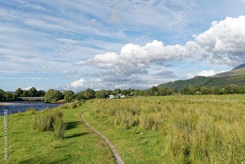 Foto Murales Schottland - Fort William - River Lochy
