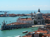Different views of Venice, Santa Maria della salute