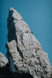 A view of Cala Goloritze beach, Baunei, Sardinia, Italy. - 248113321