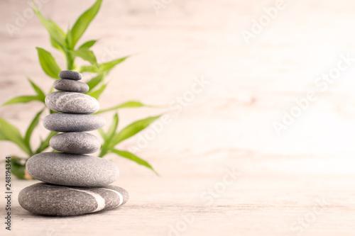 Spa stones. © gitusik