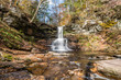 Sheldon Reynolds Waterfall in Ricketts Glen State Park of Pennsylvania - 248198763