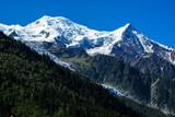 Tour de Mont Blanc , alpy, Szwajcaria.
