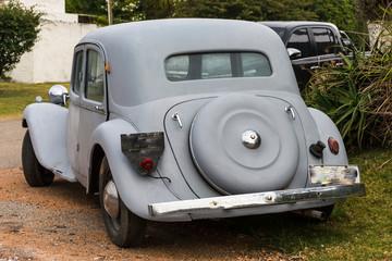 car antique relic