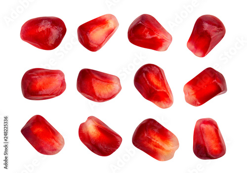Leinwandbild Motiv pomegranate