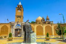 """Постер, картина, фотообои """"Isfahan Vank Cathedral 03"""""""