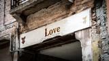 Sign 383 - Love