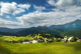 Fototapeta Fototapety z naturą - Slovenia, Panorami © Alessandro Calzolaro