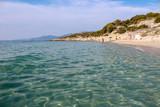 Fototapeta Fototapety z morzem - Plage de Saleccia en Corse © Célia