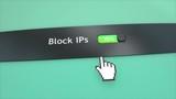 Application setting Block Ips - 248308705