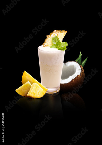 Pina Colada cocktail © Stepan