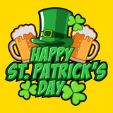 Happy Saint Patrick's Day - 248336334