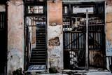 Verfallenes Haus in Havanna Kuba,