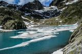 Tour de Mont Blanc . Alpy Szwajcaria, Europa