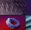 Abstract 3D Geometric Art (3D Rendering)