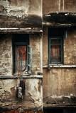 Xiahao Old street closeup
