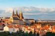 Leinwandbild Motiv Prague Castle