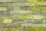 creative old natural quartzite stone bricks texture for design purposes.
