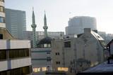Moschee im Hamburger Stadtteil St. Georg - 248474932