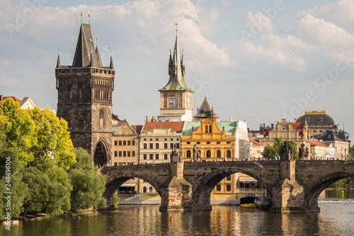 fototapeta na ścianę Prag