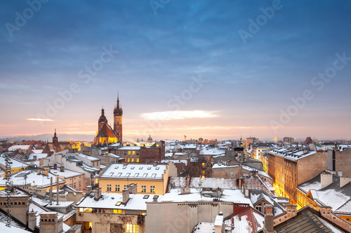 fototapeta na ścianę Cracow