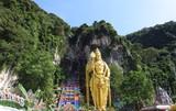 Statue de Murugan