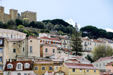 View of buildings, in Lisbon Capital City of Portugal