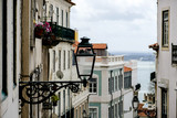 balconies and windows, in Lisbon Capital City of Portugal