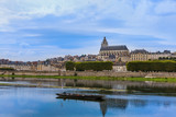 Blois castle in the Loire Valley - France - 248592709