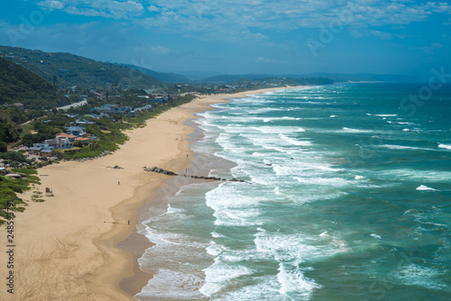 Wilderness Beach at the Garden Route, South Africa