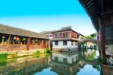 Jiangsu Zhouzhuang Landscape - 248607553