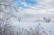 piÄ™kny zimowy krajobraz