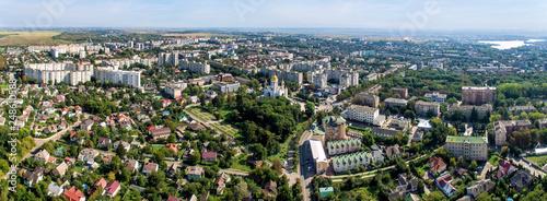 Ukraine, Rivne, Aerial drone view - 248610588