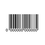 Barcode icon illustration. Ideal for promotional and marketing materials - 248685900