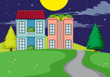 A simple rural home village - 248690187