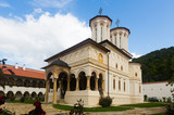 Monastery Horezu is architectural landmark