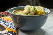 Peruvian Cilantro Chicken Soup
