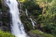 Waterfall river landscape - 248787114