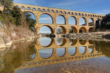 Pont du Gard - Vers-Pont-du-Gard - Occitanie - France © panosud360
