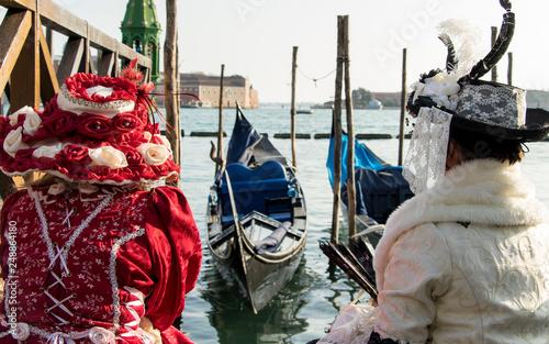 Carnevale di Venezia - Piazza San Marco